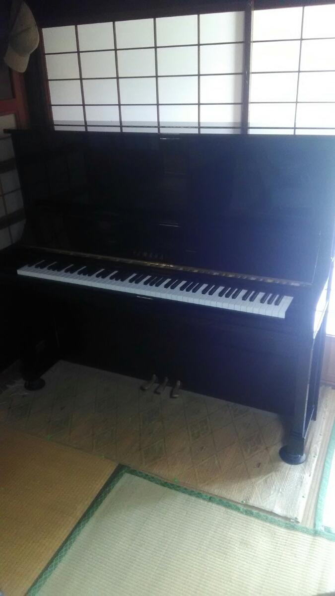 YAMAHA ヤマハ アップライトピアノ U30BL