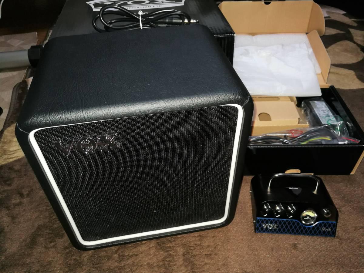 VOX MV50 Rock + BC108キャビネット Set 美品