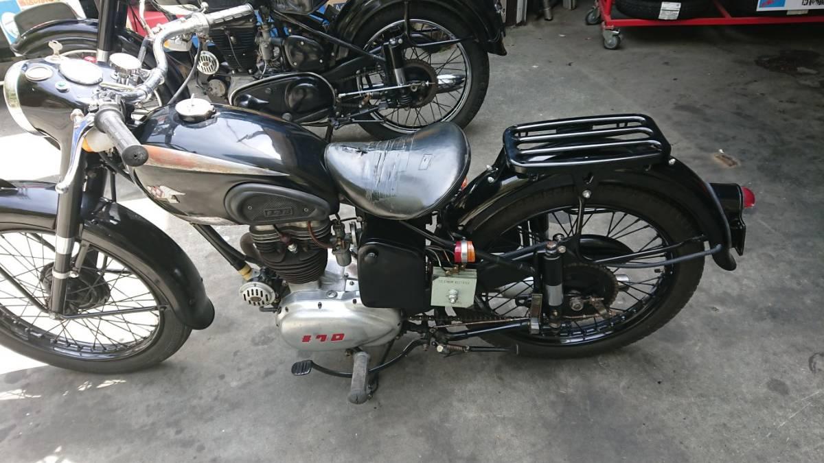 旧車 メグロ レジナ だったと思います 125cc 愛媛より_画像2