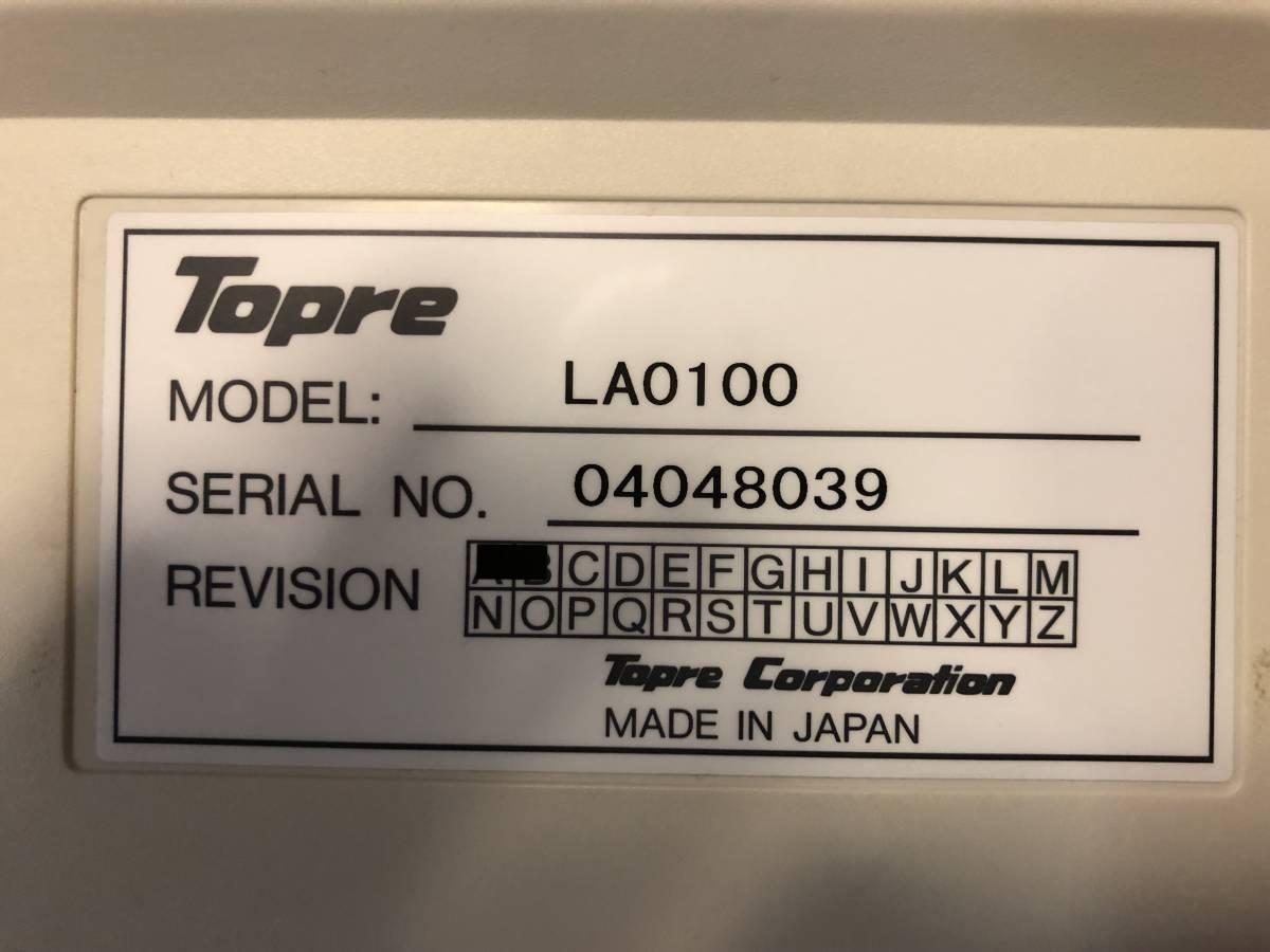 東プレ Realforce106 (LA0100)_画像3