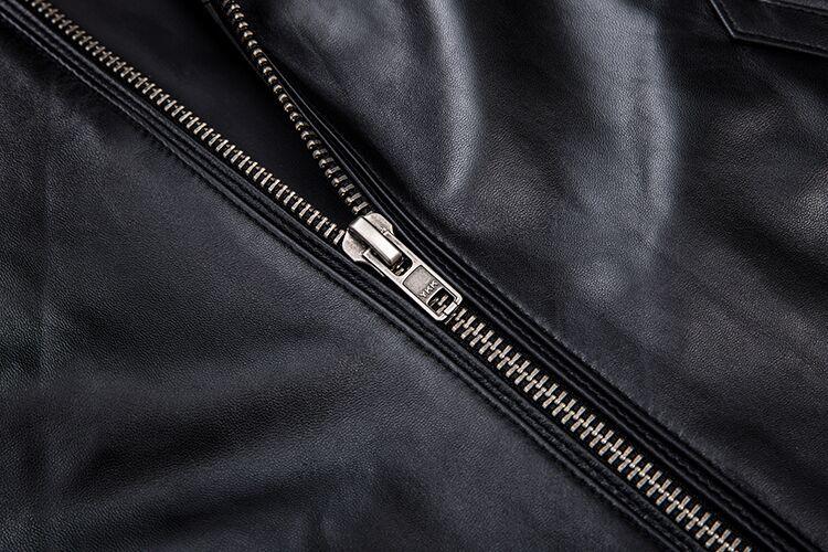 【★定価20万】★高品質★上層牛革100%男子空軍飛行スーツ レザージャケット メンズレザーウェア レザージャケット サイズ選択可_画像6