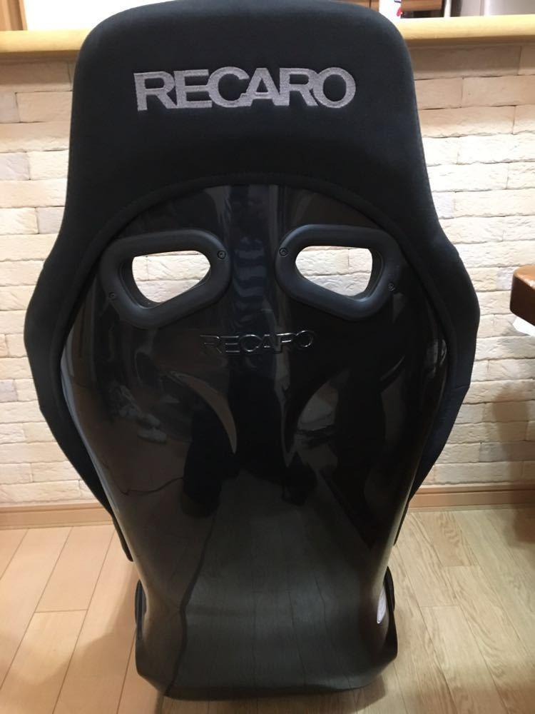 中古 美品 レカロ RS-G SK2 フルバケ 本体 RSG ブラック RECARO BNR32 BCNR33 BNR34 ECR33 ER34 R32 R33 R34 スカイライン バックロゴ有り_画像2