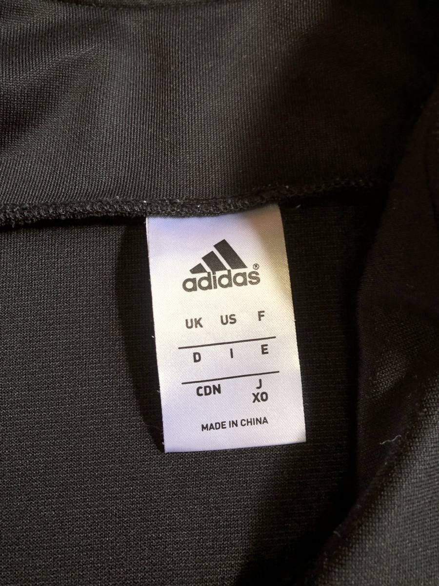 処分! adidas 2014 GIANTS ジャージ 上下セット_画像3