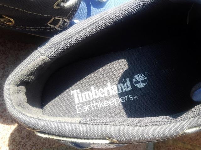 TimberLand ティンバーランド ◆ キャンバスデッキシューズ/スニーカー ◆ 限定モデル ◆ 表記サイズ27 _画像10
