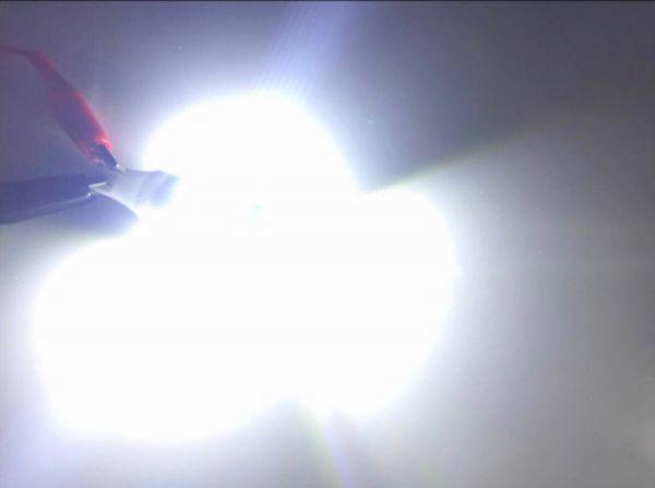 スズキ◆爆光バックランプ T16規格LED 40連ホワイト発色◆ジムニー H10.10~H13.12 JB23W専用_画像3