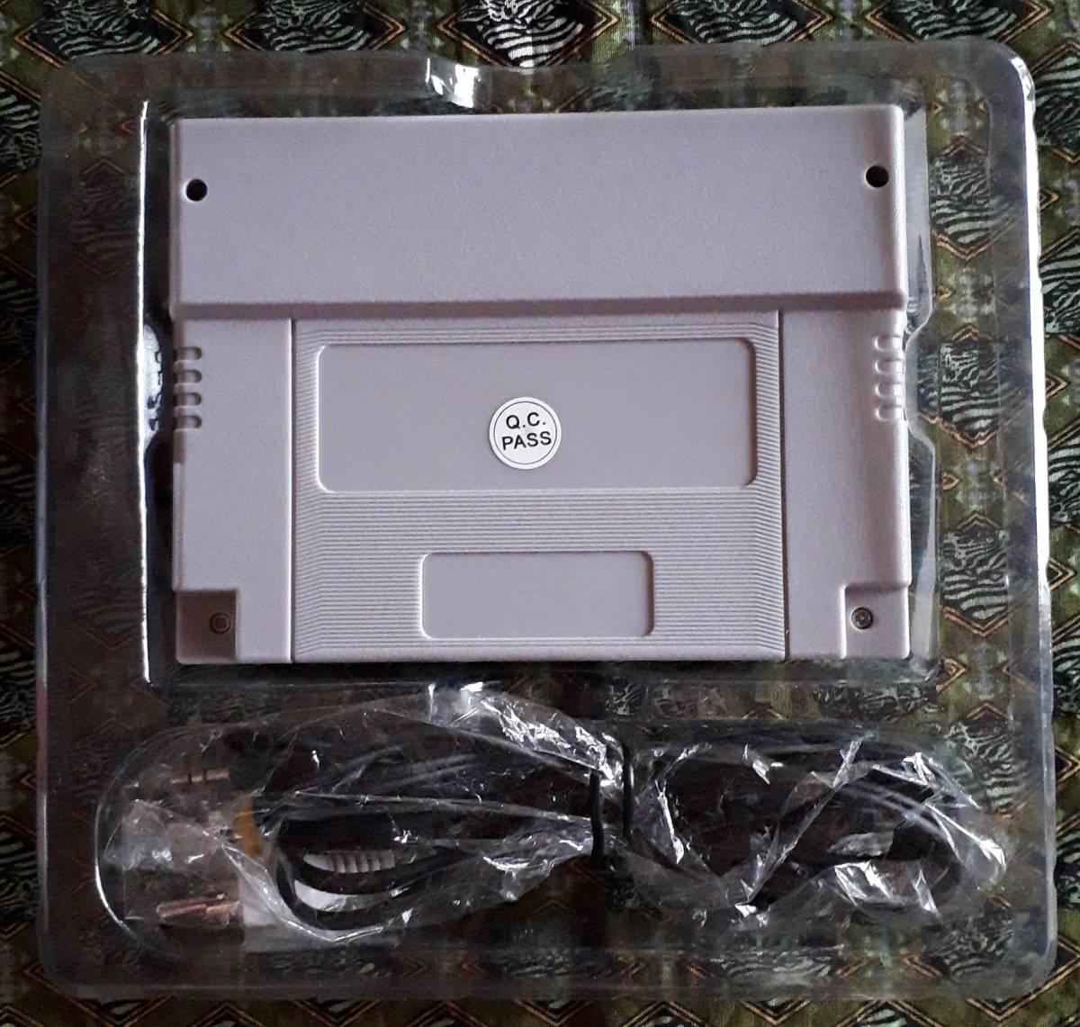 16ビットポケット HDMI用 FC用拡張コンバーター  スーパーファミコン本体でも使用できます_画像4