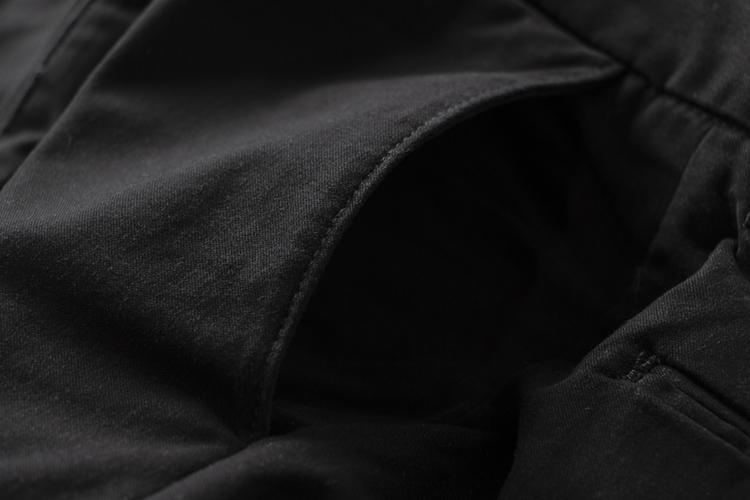 超人気!!超定番!!オールマイティーアイテム!!◆タイトスリム◆ビンテージ加工◆ジップ◆ズボン◆チノ◆パンツ◆灰緑◆31_画像8