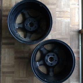 スピードライン ウルティモ6.5J-15 PCD100 5穴人気のブラック 2本 SPEEDLINE**_画像3
