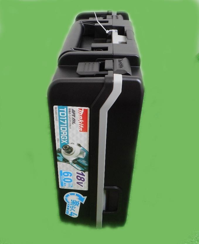充電式インパクトドライバ TD171DRGX (ブルー)新品 (A)_画像2