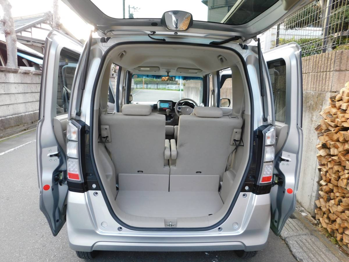 N-BOX 4WD平成24年登録。豪華装備で、無事故実走行。車検が令和2年(2021)4月迄を 赤字覚悟で売り切りスタート_画像10