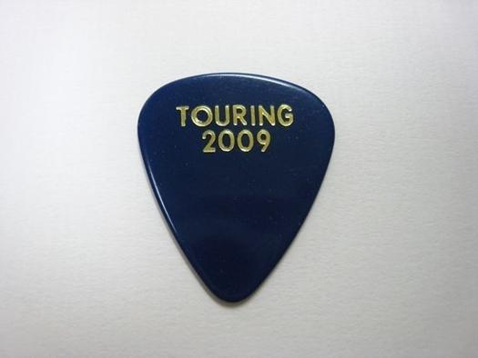 【非売品】エリック・クラプトン / ツアー用ギターピック(2009年日本公演)_画像2