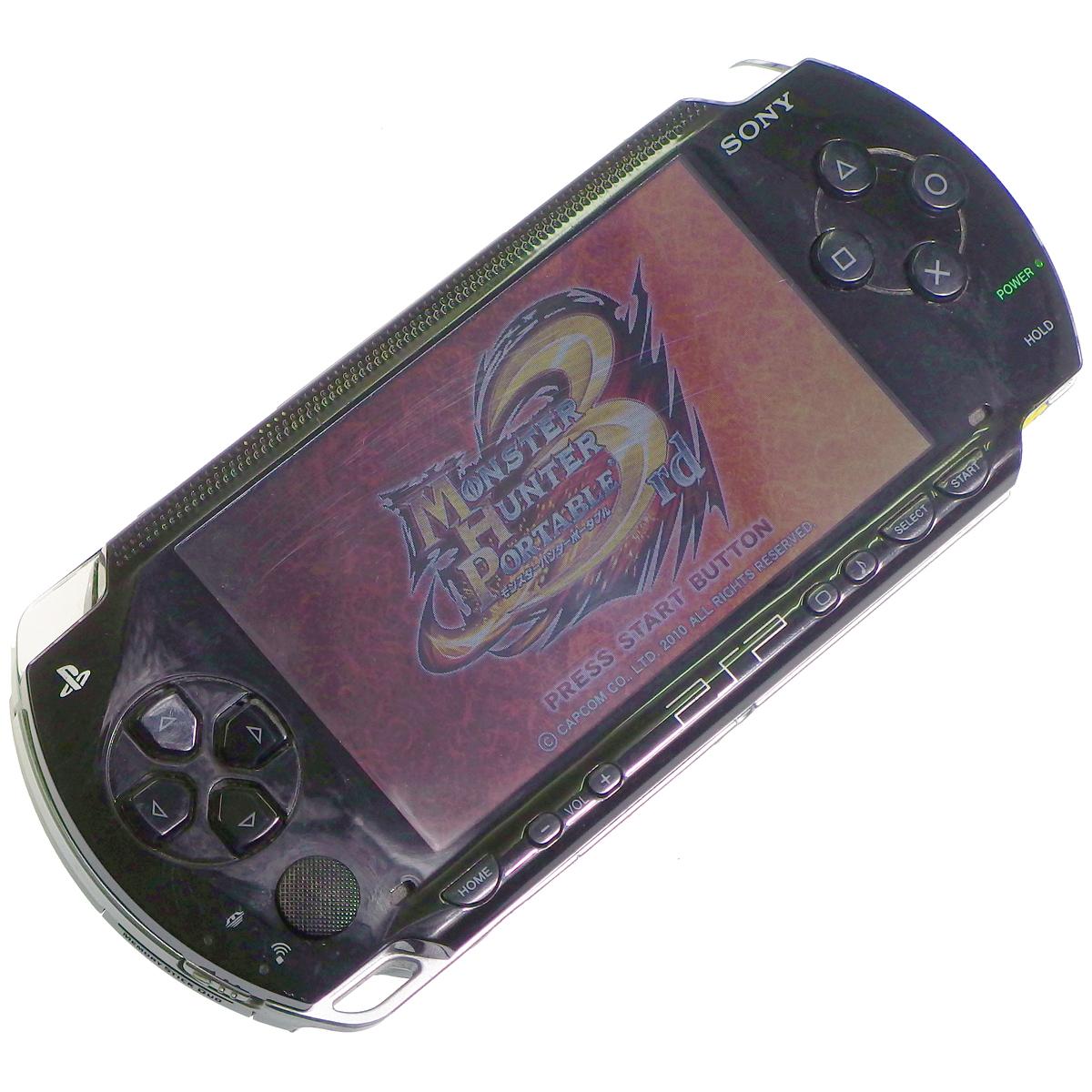 送料込! PSP-1000 本体のみ + ソフト1枚 動作確認済