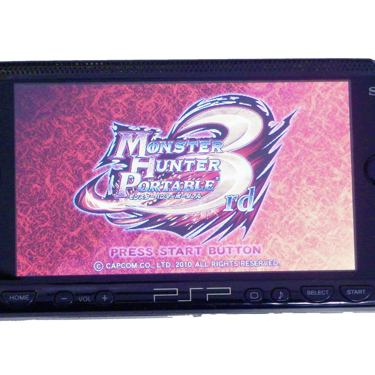 送料込! PSP-1000 本体のみ + ソフト1枚 動作確認済 _画像2
