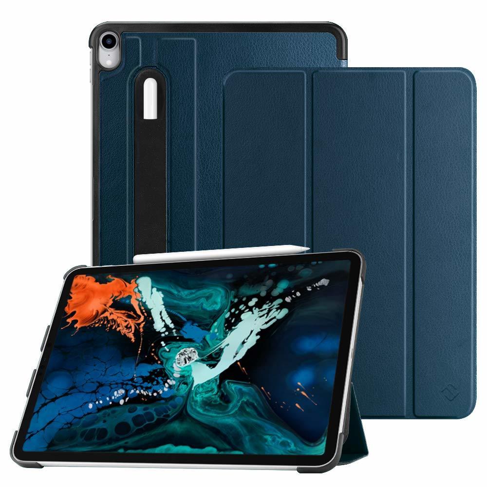 iPad Pro 12.9インチ Wi-Fi 64GB スペースグレイ [MTEL2J/A] カバー&ペンシル付_画像5