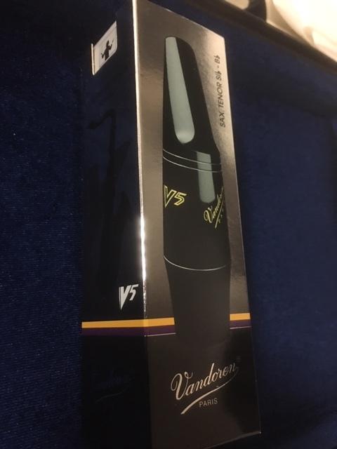 バンドレン V5 T20 テナーサックス用ラバーマウスピース(宗貞先生選定品)_画像9