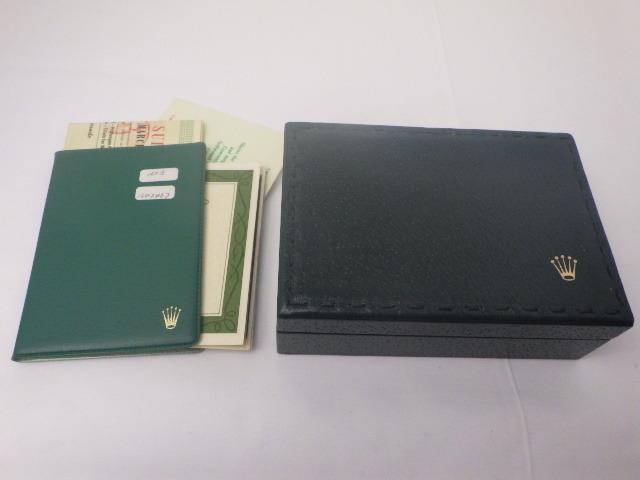 R 025 労力士  ROLEX ロレックス 激レア 1603 日本語保証書付 BOX 箱