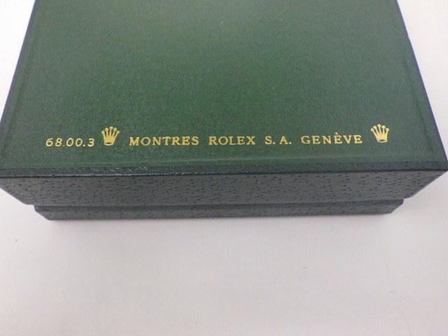 R 025 労力士  ROLEX ロレックス 激レア 1603 日本語保証書付 BOX 箱_画像3