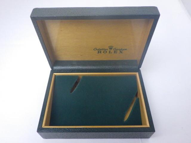 R 025 労力士  ROLEX ロレックス 激レア 1603 日本語保証書付 BOX 箱_画像4