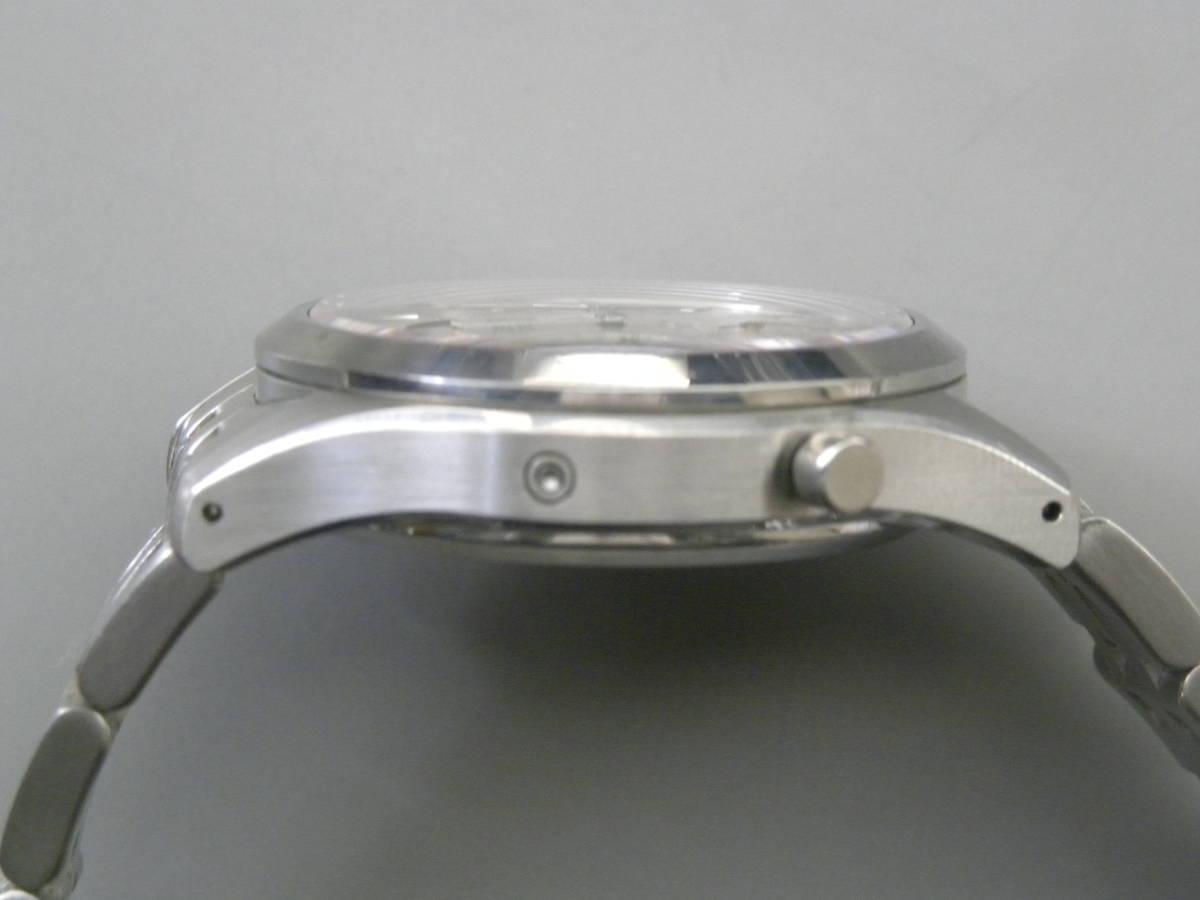CITIZEN エクシード グランドコンプリケイション ミニッツリピ-タ- クオ-ツ時計 キャリパ-6770_画像3