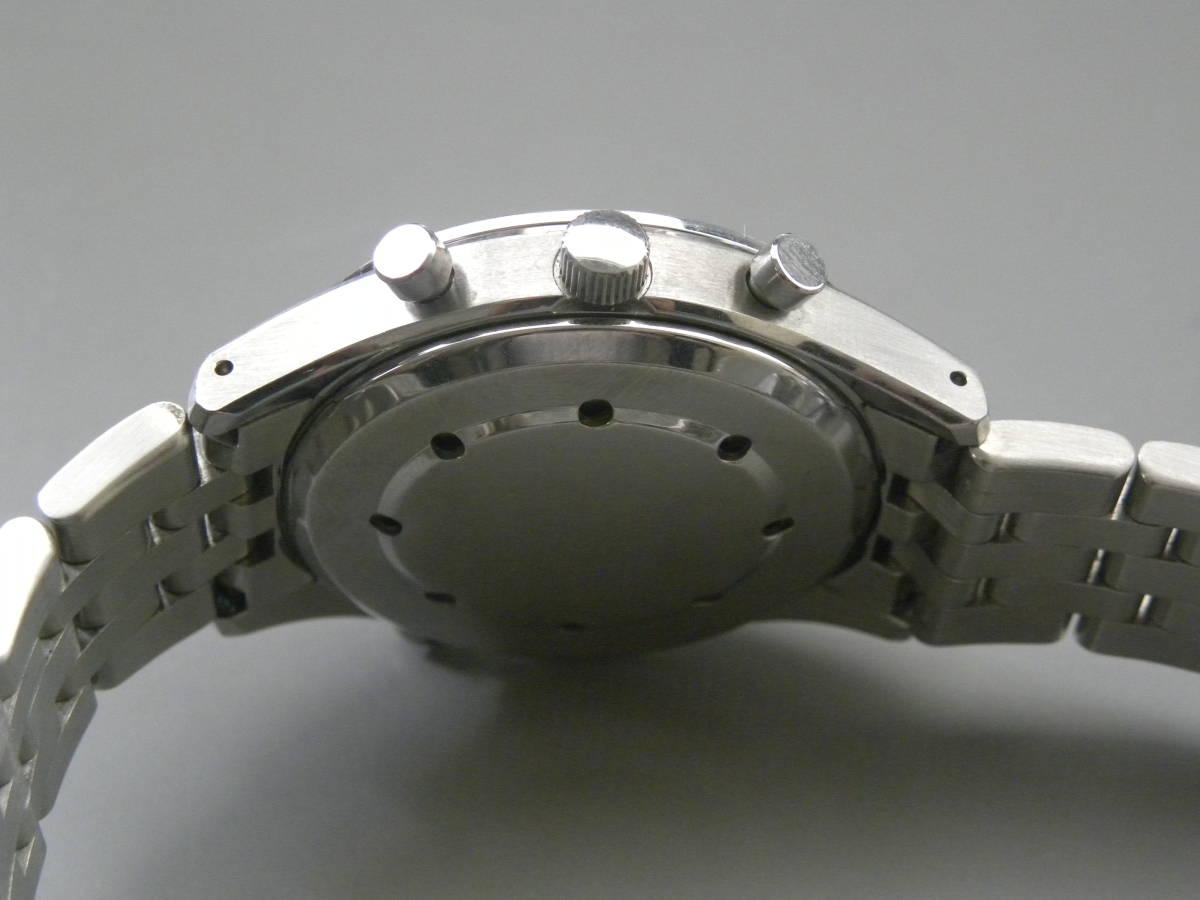 CITIZEN エクシード グランドコンプリケイション ミニッツリピ-タ- クオ-ツ時計 キャリパ-6770_画像4