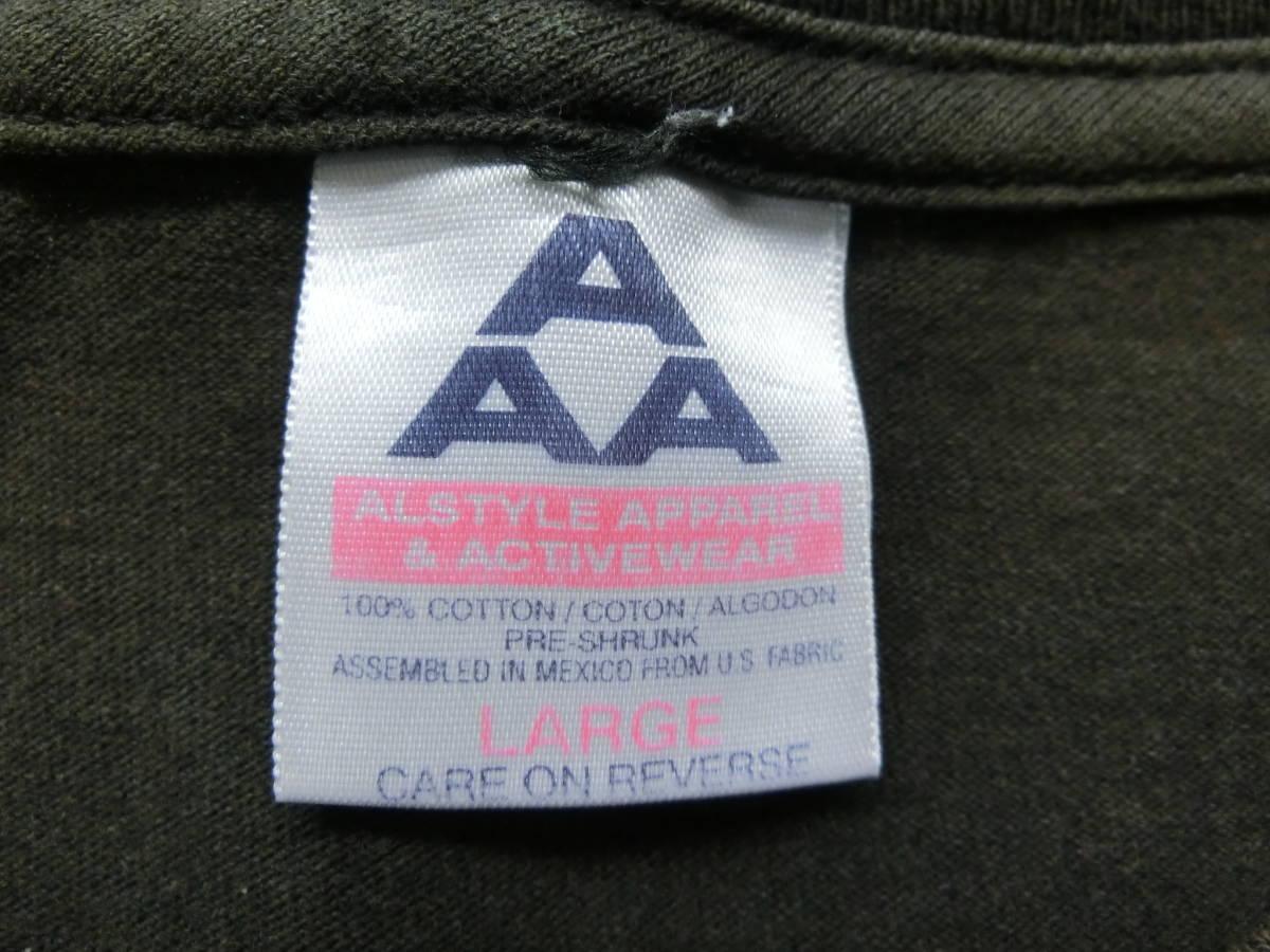 RT391■B'z LIVE GYM 99年 Brotherhood Tシャツ (L) CREW スタッフ_画像3