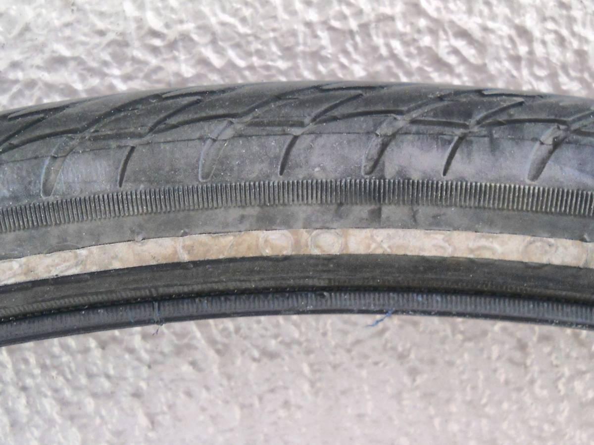 ミシュラン 700C-35 クロスバイク用タイヤ 送料1500円から ⑦_画像3