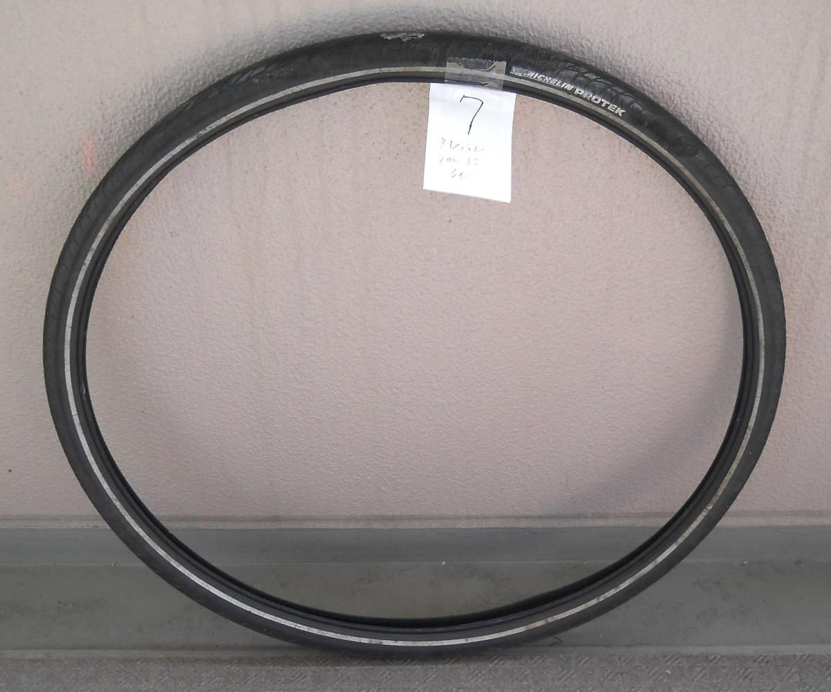 ミシュラン 700C-35 クロスバイク用タイヤ 送料1500円から ⑦_画像1