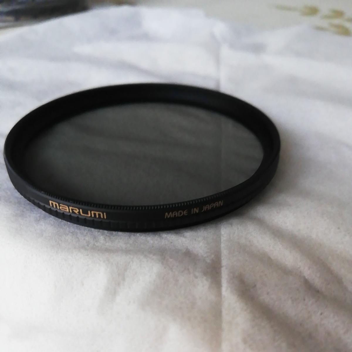 MARUMI EXUS 58mm C-PL サーキュラーPL 円偏光 超薄枠 撥水防汚 帯電防止 マルミ 2019年1月購入品 _画像2