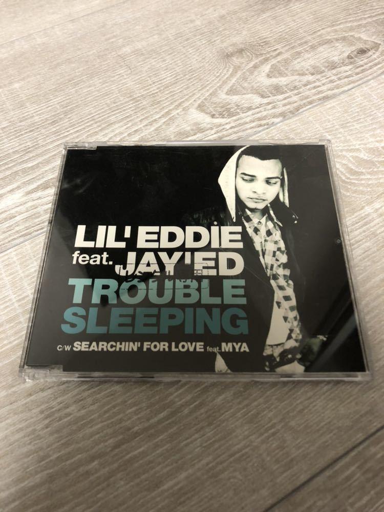 LIL'EDDIE feat JAY'ED TROUBLE SLEEPING