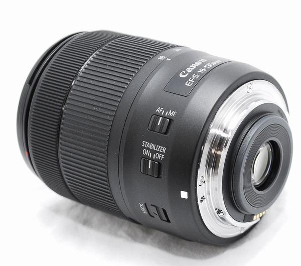 【新品同様の超美品・メーカー保証書 付属品完備】Canon キヤノン EF-S 18-135mm F3.5-5.6 IS USM_画像6