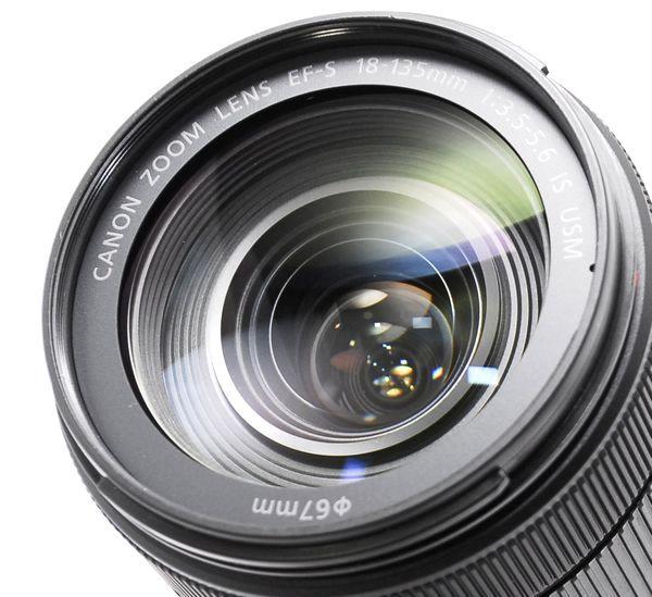 【新品同様の超美品・メーカー保証書 付属品完備】Canon キヤノン EF-S 18-135mm F3.5-5.6 IS USM_画像4