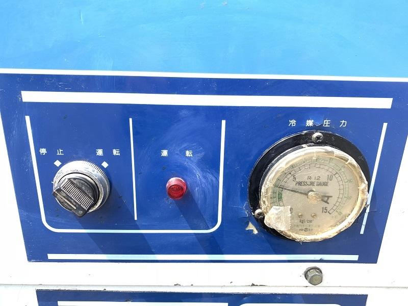 【難あり】 【兵庫発】 【三井精機】 5馬力 60Hz スクロール エア コンプレッサー ZS046A スクリューコンプレッサー MITSUI SEIKI ZS-046A_画像4
