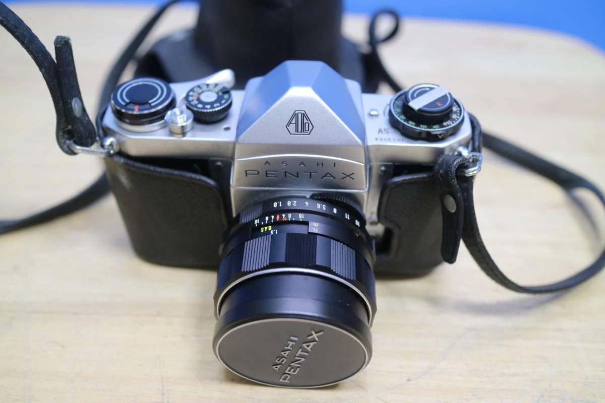 ASAHI PENTAX / ペンタックス Super- Takumar 1:1.8 /55 フィルムカメラ_画像2