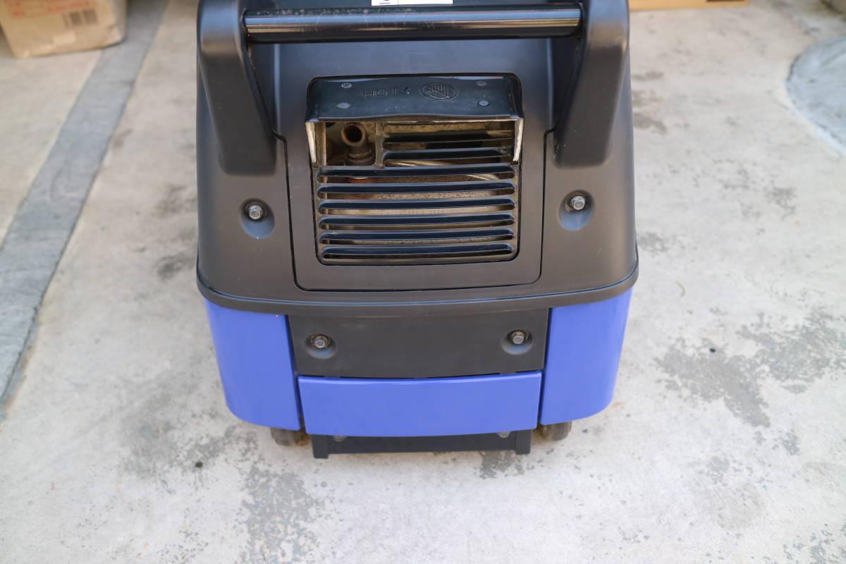 YANMAR G2800iSE 建設機械 ガソリン 100V インバーター発電機 #J7655_画像3