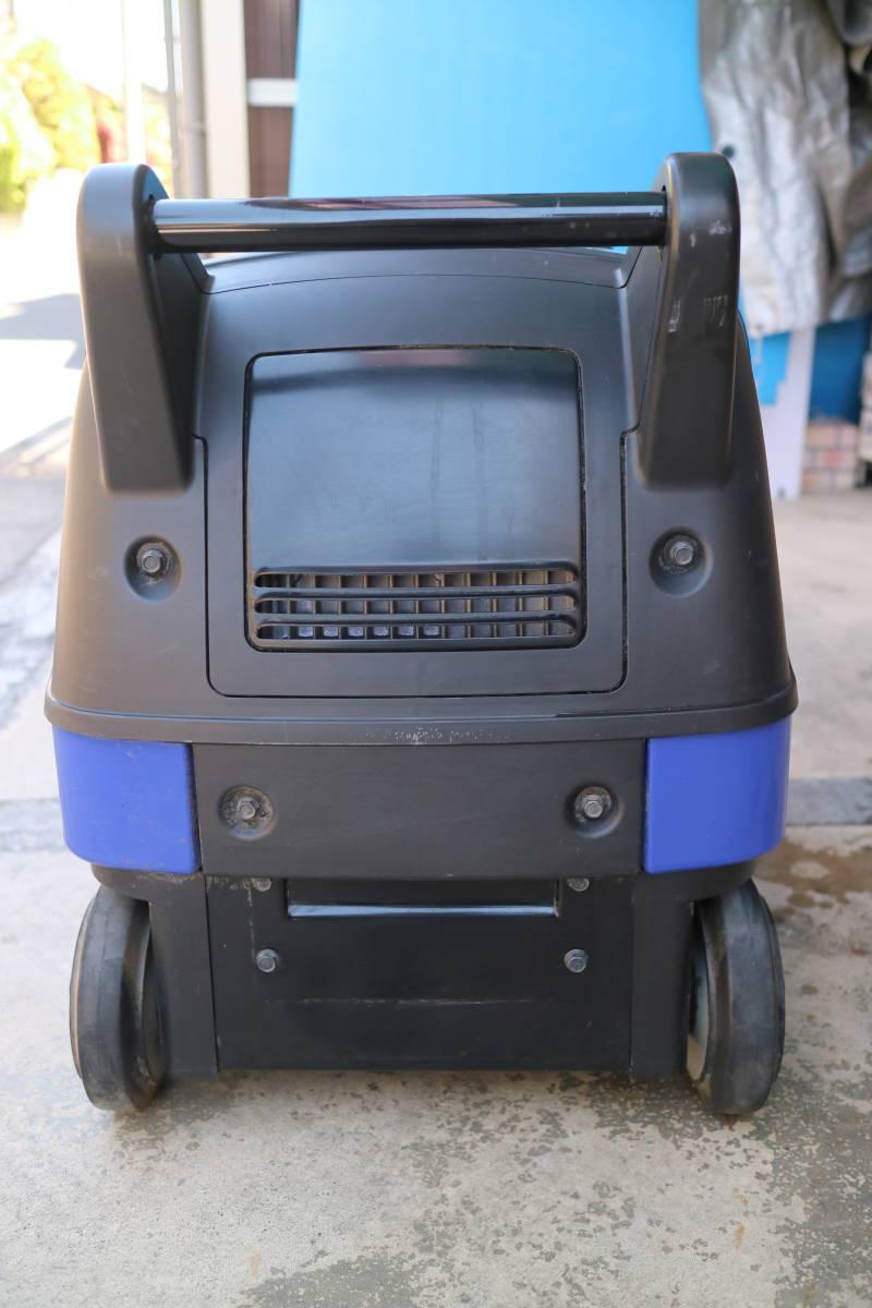 YANMAR G2800iSE 建設機械 ガソリン 100V インバーター発電機 #J7655_画像7