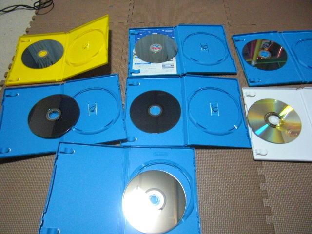 1円スタート【送料無料】WiiU Wii ソフト 13枚セット(ジャンク品)マリオカート スプラトゥーン ドンキーコング_画像8