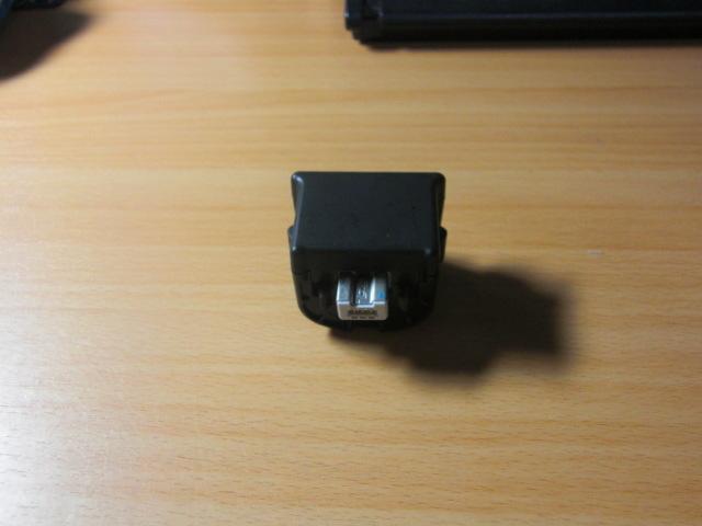 M10 Wii モーションプラス+ ブラック 黒 リモコン(送料200円から)