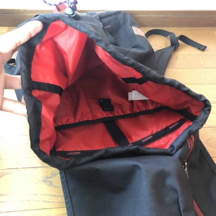 パタゴニア アーバーパック 26L パタゴニア バックパック デイパック ブラック 黒 バッグ_画像3