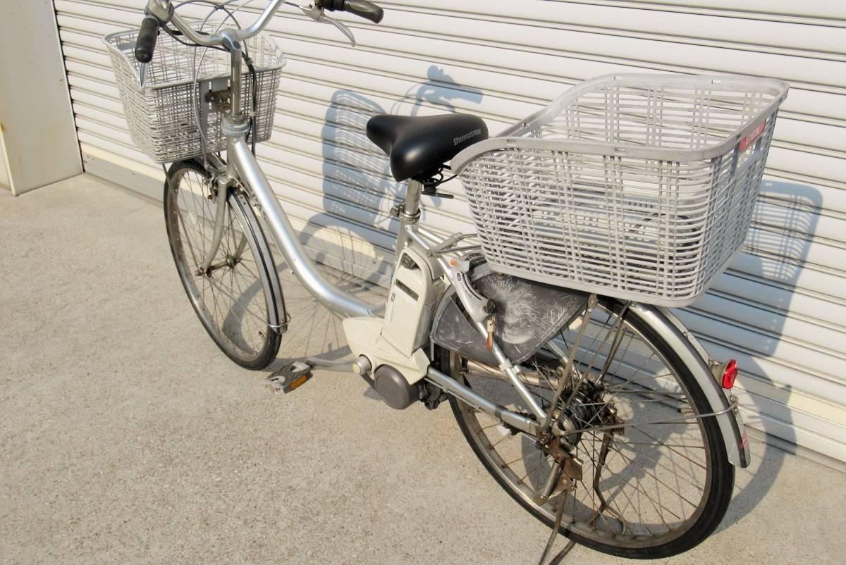 ヤマハ パス PAS 24インチ 3段変速 LED 電動アシスト 大阪より_画像6
