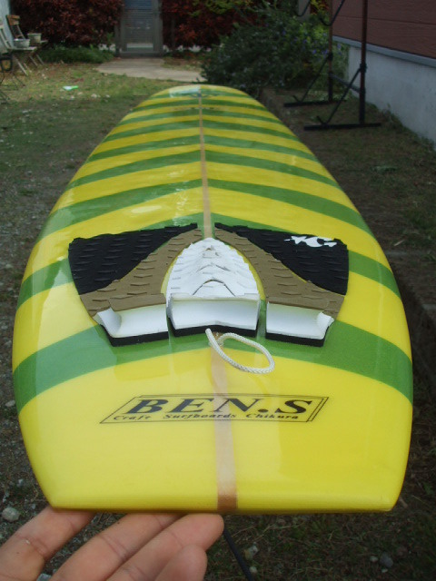 "WINK SURFBOARDS 9'3"" オールラウンドモデル ロングボード_画像6"