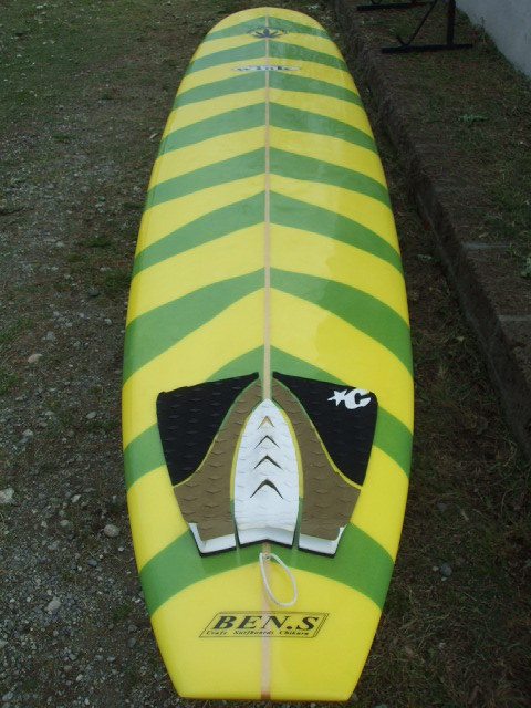 "WINK SURFBOARDS 9'3"" オールラウンドモデル ロングボード_画像5"