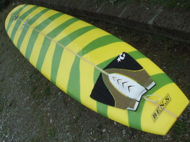 "WINK SURFBOARDS 9'3"" オールラウンドモデル ロングボード_画像3"