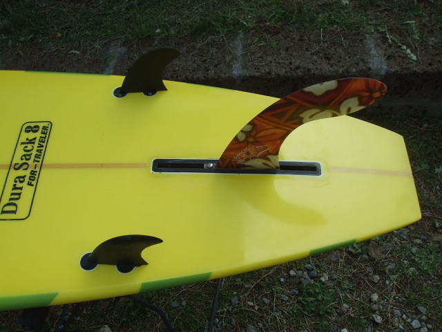 "WINK SURFBOARDS 9'3"" オールラウンドモデル ロングボード_画像9"