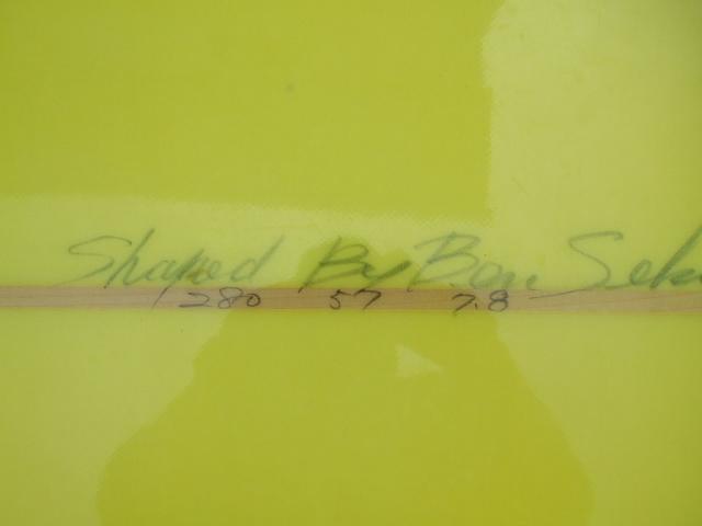 "WINK SURFBOARDS 9'3"" オールラウンドモデル ロングボード_画像10"