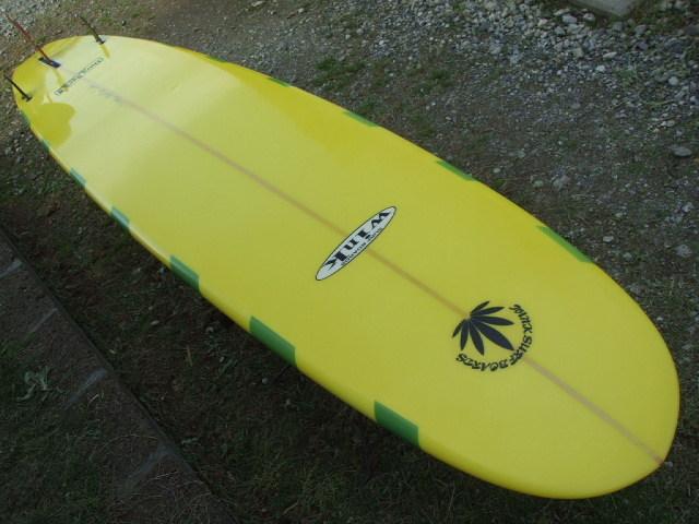"WINK SURFBOARDS 9'3"" オールラウンドモデル ロングボード_画像2"