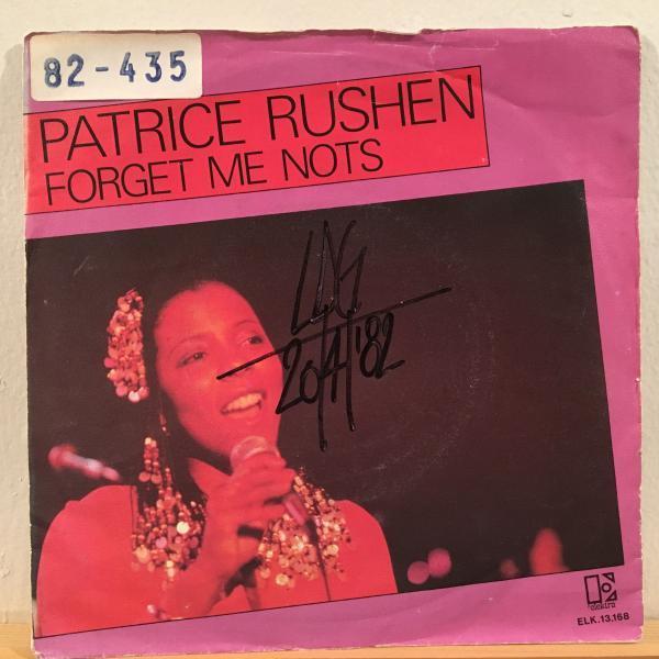 ☆Patrice Rushen/Forget Me Nots☆ダンスクラシック!7inch 45_画像1