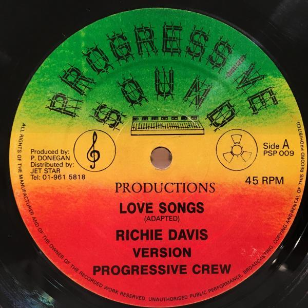 ★Richie Davis/Love Songs★マイナー哀愁LOVERS名曲!_画像1