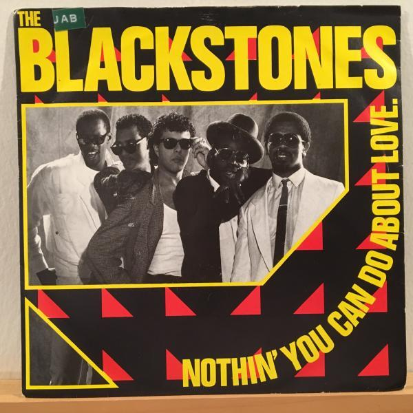 ☆The Blackstones/Nothin' You Can Do About Love☆UK MODERN SOUL & LOVERS ROCK!7inch 45