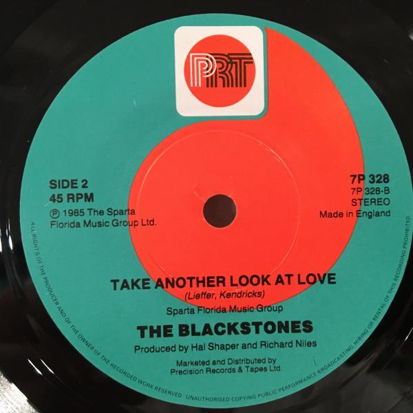 ☆The Blackstones/Nothin' You Can Do About Love☆UK MODERN SOUL & LOVERS ROCK!7inch 45_画像3