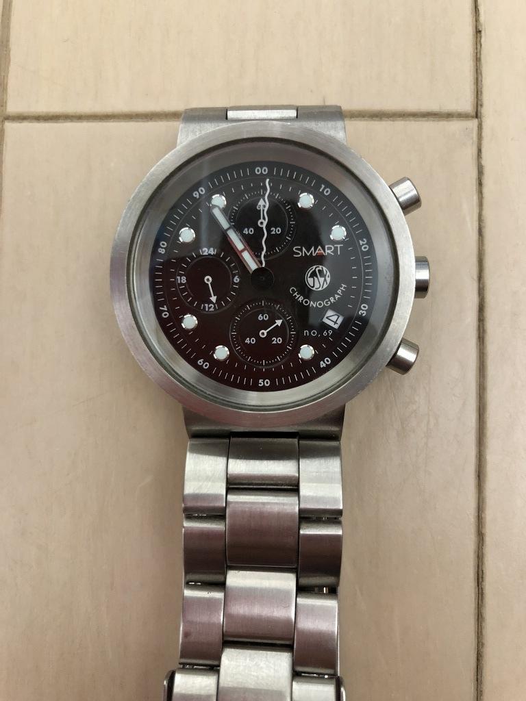 SMART 腕時計 GSX208SBR no.69 動作未確認_画像2